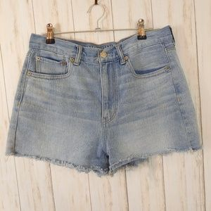 AMERICAN EAGLE Mom Shorts Size 6